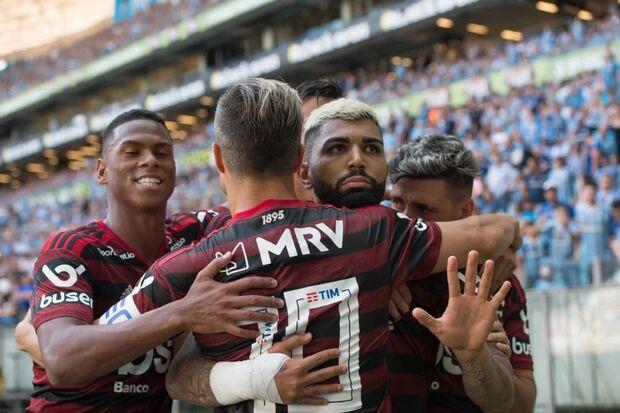 DE NOVO: Flamengo é campeão brasileiro de 2019