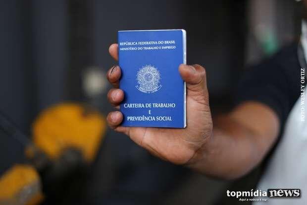 Semana começa com 257 vagas de emprego em Campo Grande