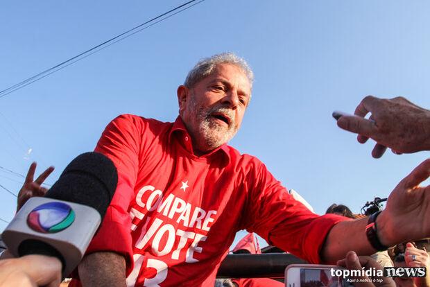 Protesto contra decisão que soltou Lula é realizado hoje em Campo Grande