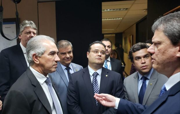 Ministro prioriza construção de trecho da Rota Bioceânica e obra será licitada ainda este ano