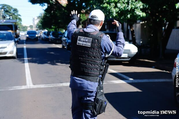 Conversão na Avenida Afonso Pena com a rua 14 de julho está proibida