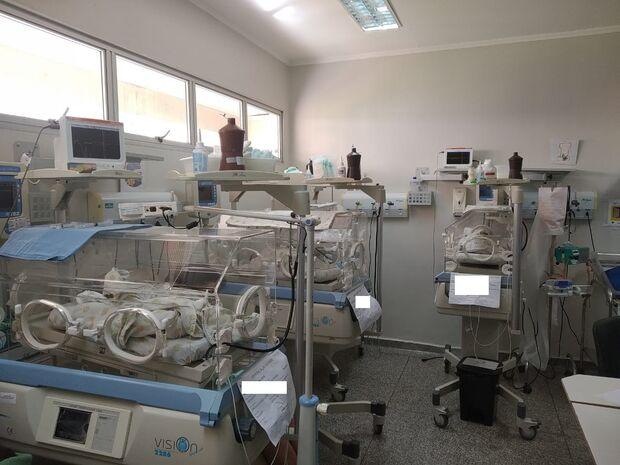Após denúncia de caos, Conselho vai ao HU vistoriar ala neonatal