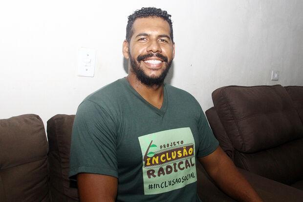 Professor busca apoio para implantar Projeto Inclusão Radical na Reme da Capital