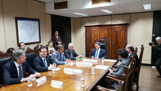 Ministro da Infraestrutura anuncia R$ 70 milhões em investimentos para MS