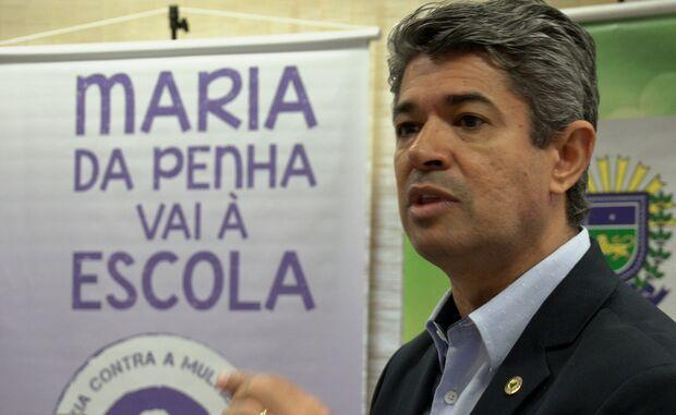 Rinaldo destaca ações para o enfrentamento da violência contra a mulher em MS