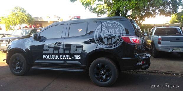 Polícia Civil prende cadeirante por comandar assaltos feitos por adolescentes em Dourados