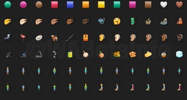 WhatsApp recebe atualização no Android com novos emojis