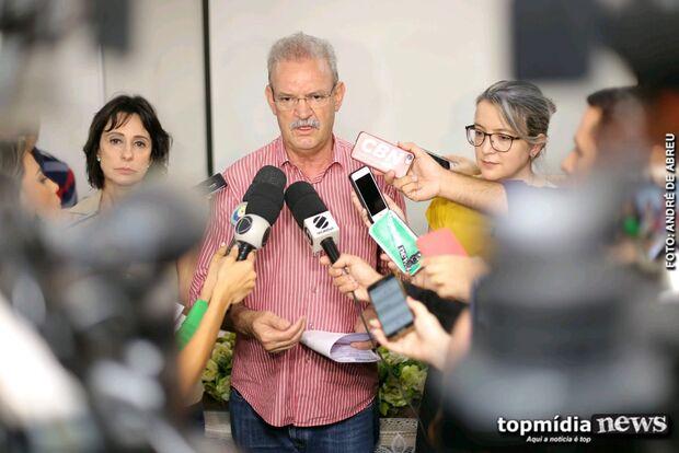 Secretário anuncia R$ 55 milhões para reforma e compra de equipamentos no Hospital Regional
