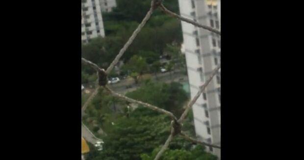 Após descobrir traição homem pula de prédio com 25 andares