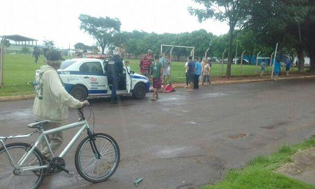 Criança de 3 anos é brutalmente espancada por desconhecido em Campo Grande