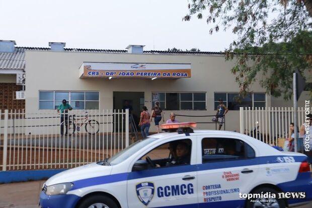 Homens baleados tentam invadir área de descanso de enfermeiras no CRS Aero Rancho