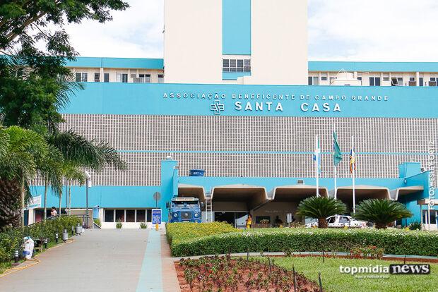 Idoso cai de escada, é levado para o hospital e morre em Campo Grande