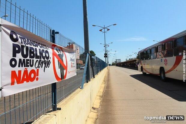 Adolescentes são maiores vítimas de 'assediadores do busão' em Campo Grande