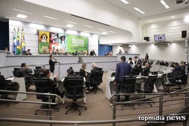 Vereadores autorizam empréstimo de R$ 96 milhões para o Programa Pró-Transporte