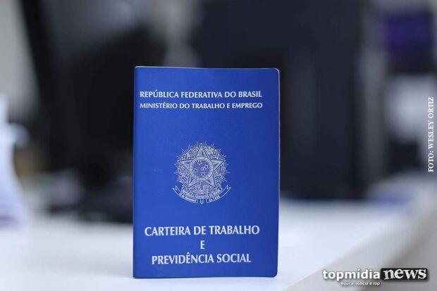 Funtrab fecha a semana com 205 vagas de emprego em Campo Grande
