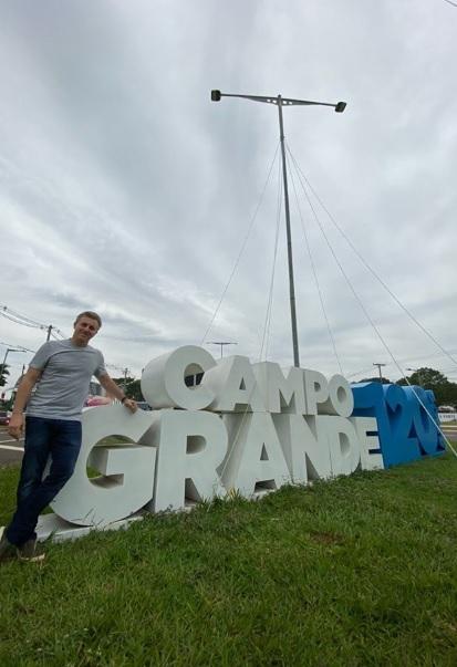 Huck entrega R$ 1 milhão a campo-grandense e destaca gratidão a Cidade Morena