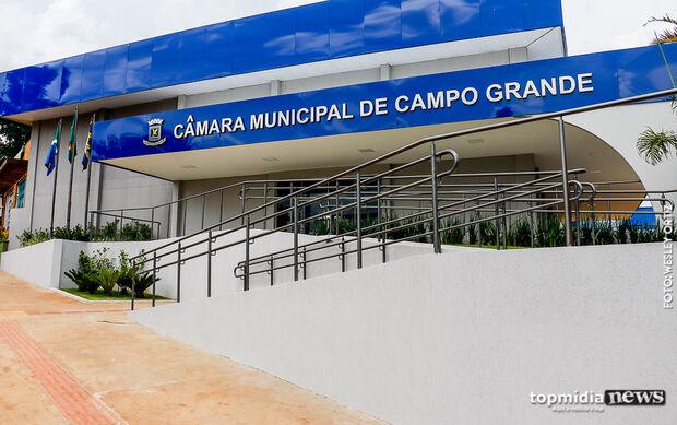 Vereadores realizam na segunda-feira solenidade em comemoração aos 120 anos de Campo Grande