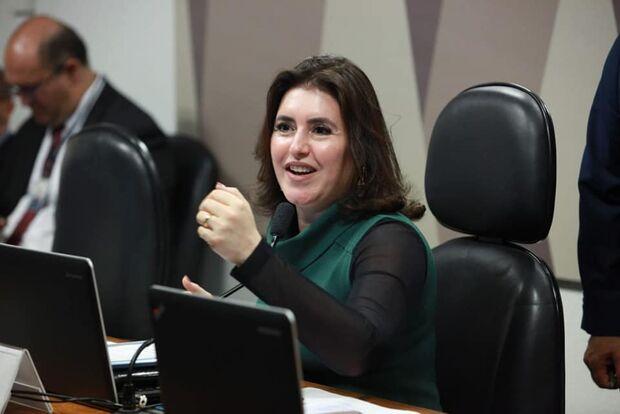 Simone Tebet diz que há possibilidade de governo Bolsonaro não se sustentar