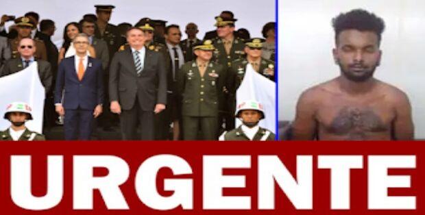 Exército age rápido e impede novo atentado contra Jair Bolsonaro
