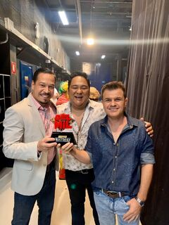 Depois de sucesso no Raul Gil, Os Filhos de Campo Grande voltam para show na Capital