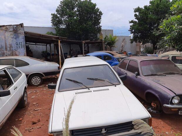 Repórter Top: vizinhos denunciam ferro velho e temem proliferação de doenças