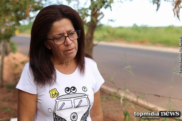 Mãe estava na igreja quando filho foi morto com facada no peito no José Tavares de Souza