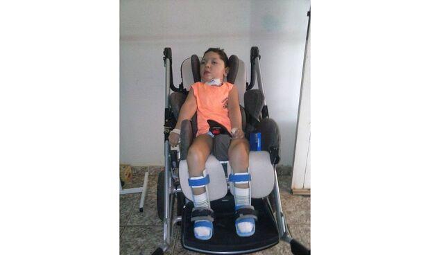 Pequeno Léo está em estado grave e precisa de doação de sangue urgente
