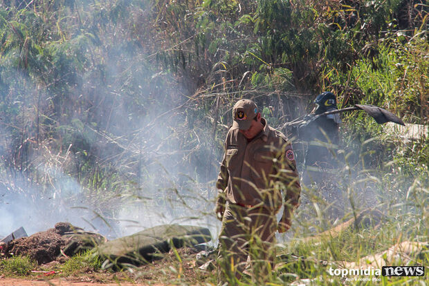 Mais de 400 donos terrenos baldios foram autuados por provocar queimadas