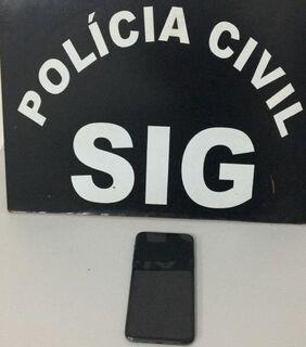 Amém: Iphone de R$ 7,2 mil é recuperado pela Polícia  Civil após roubo com faca