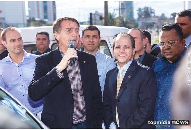 'Irmão de Bolsonaro', Coronel David é único que pode fazer embate de frente com Marquinhos