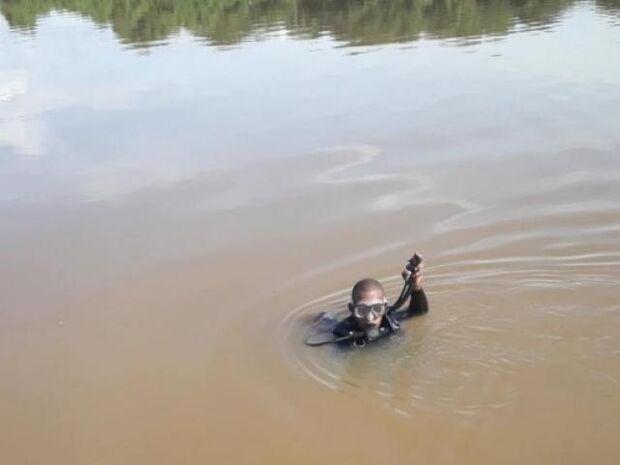 Homem pula de lancha e corpo é encontrado 17 horas depois no rio Paraguai