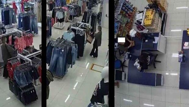 Mulher é presa depois de furtar loja de departamentos em Dourados
