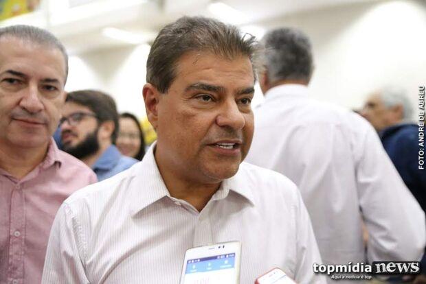 Senador presidente do PSD diz que Marquinhos terá liberdade total na Capital