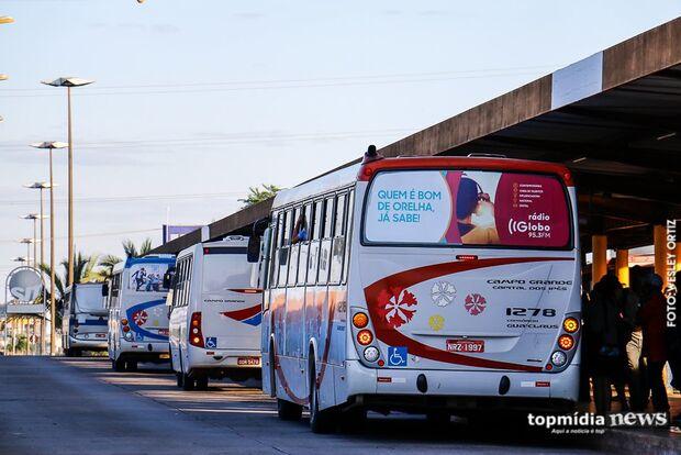 Após suspender tarifa mais cara, TCE marca reunião com prefeitura e consórcio Guaicurus