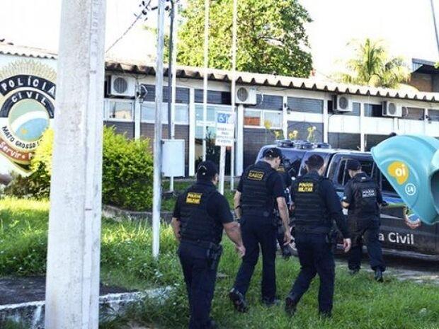 Polícia Civil prende três por furto e abate de gado em fazenda de Ladário