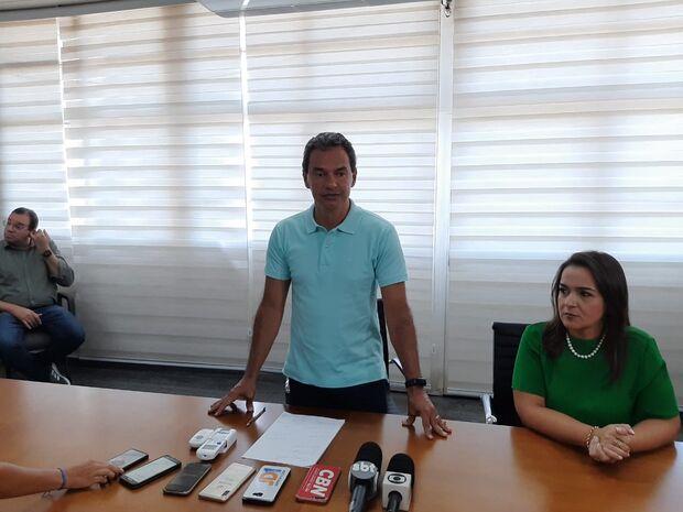 Só Alegria: prefeito diz que reconhecimento nacional é fruto do trabalho em equipe
