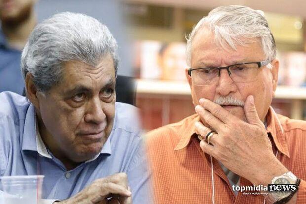 André Puccinelli lidera rejeição em Campo Grande, seguido de Zeca