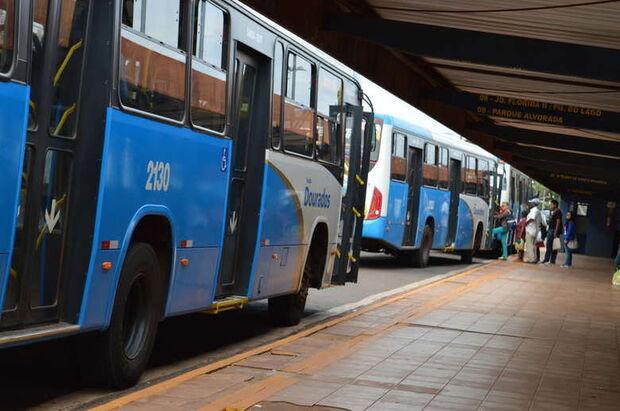 Começa a valer hoje nova tarifa do ônibus em Dourados