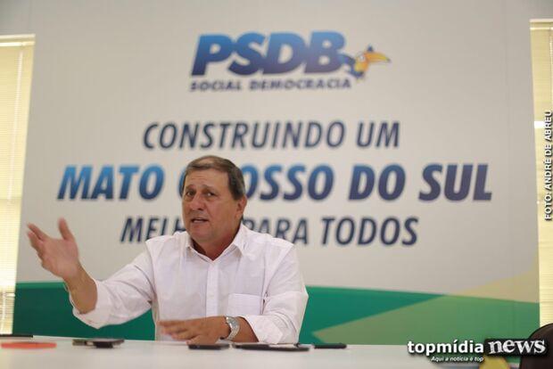 FAKE NEWS: PSDB desmente expulsão de Rose Modesto e chama deputada de 'joia'