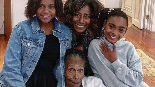 Mãe de Glória Maria morre aos 89 anos