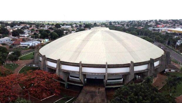 Guanandizão será entregue em abril para receber Liga das Nações de Vôlei