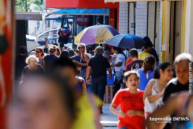 Comércio deve funcionar normalmente no Carnaval em Campo Grande