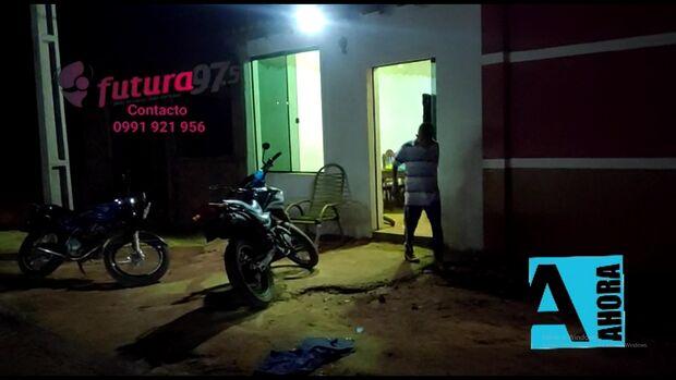 VÍDEO: imprensa paraguaia registrou marcas de atentado que vitimou jornalista