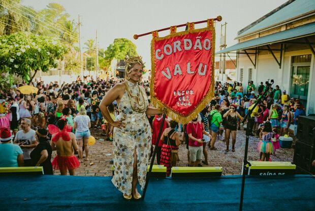 Cordão Valu encerra Carnaval em Campo Grande com matinê e show dedicado a mulheres
