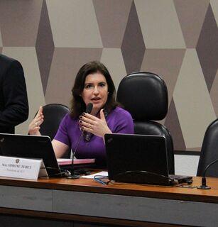 Senadora lamenta execução de jornalista e cobra investimentos na segurança da fronteira