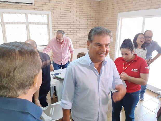 PSD deve lançar pelo menos 30 candidatos a prefeitos em MS, anuncia Nelsinho