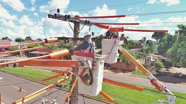 Fique ligado: Energisa abre 15 vagas para eletricistas de distribuição em Campo Grande e interior