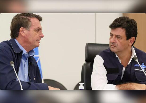 Mandetta afronta Bolsonaro, rejeita isolamento vertical e pode ser demitido, diz site
