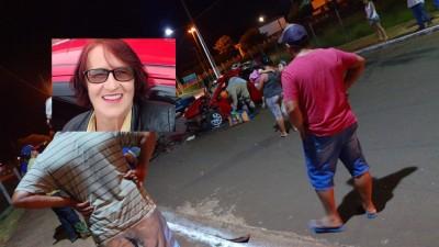 Servidora pública de 65 anos morre em acidente entre carros em Maracaju