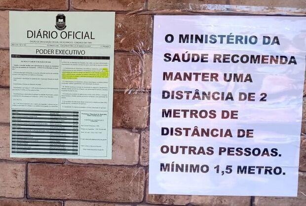 Bares e restaurantes podem fechar mais de 1,8 mil postos de trabalho em Dourados